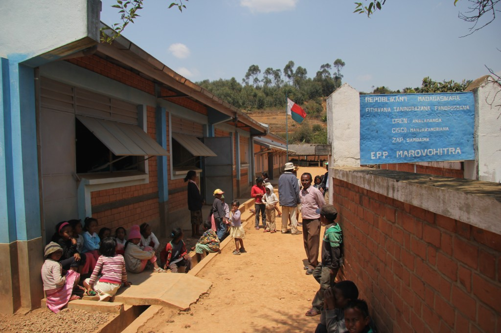 Education in madagascar