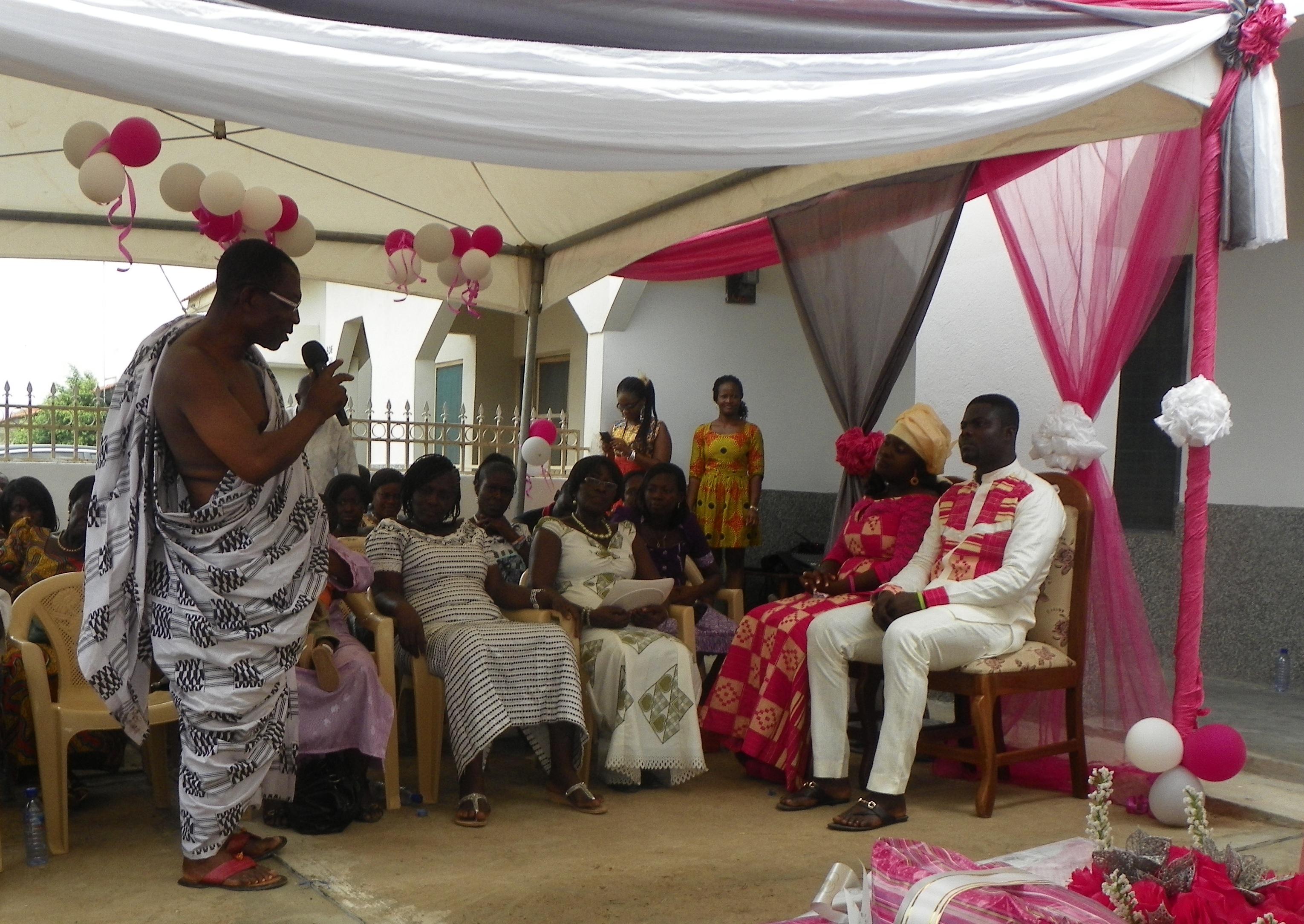 Images Of Ghana Wedding Reception For Sc