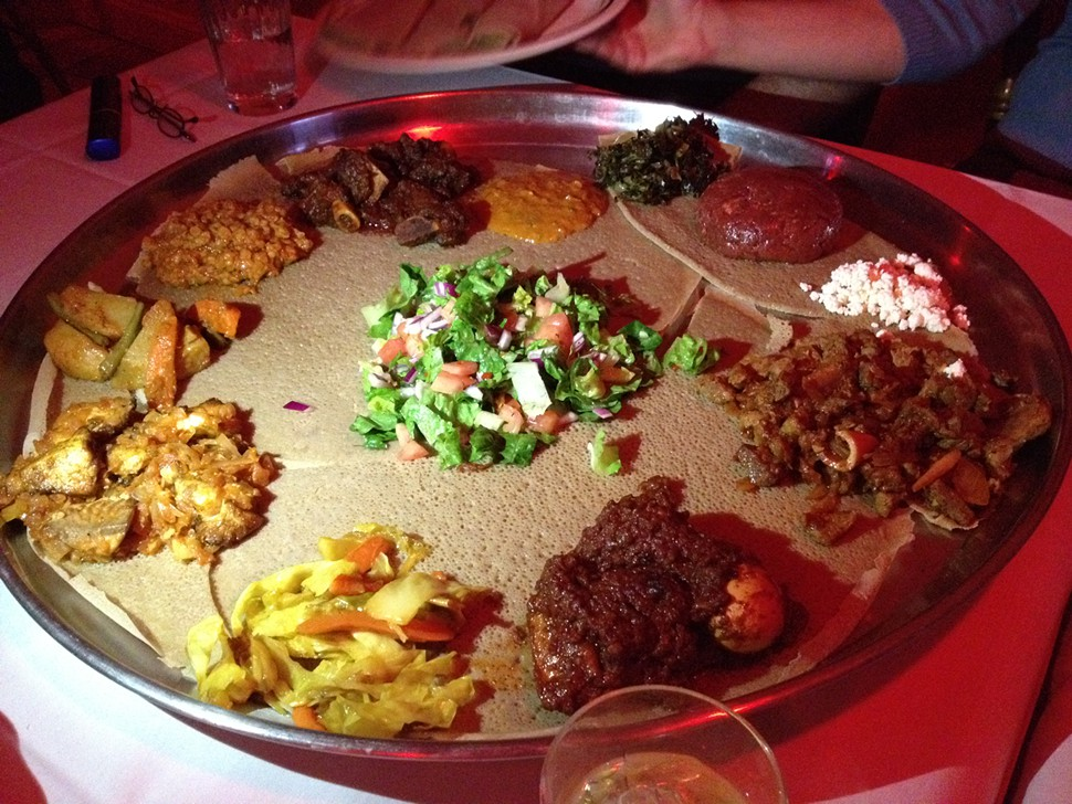 Image gallery eritrean food for African cuisine chicago