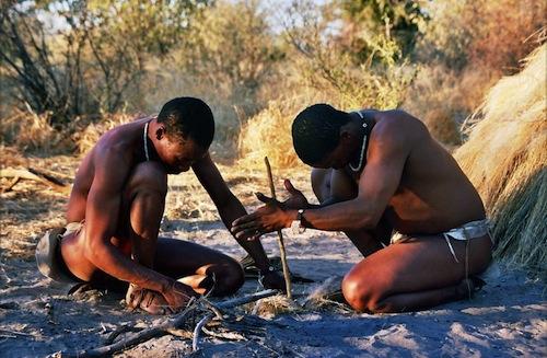 13 Hunter-gatherers