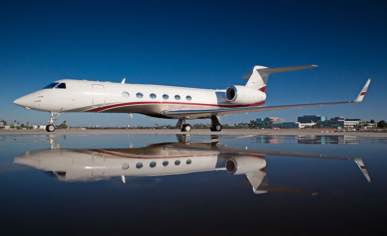 Gulfstream-GV-private-jet-for-sale