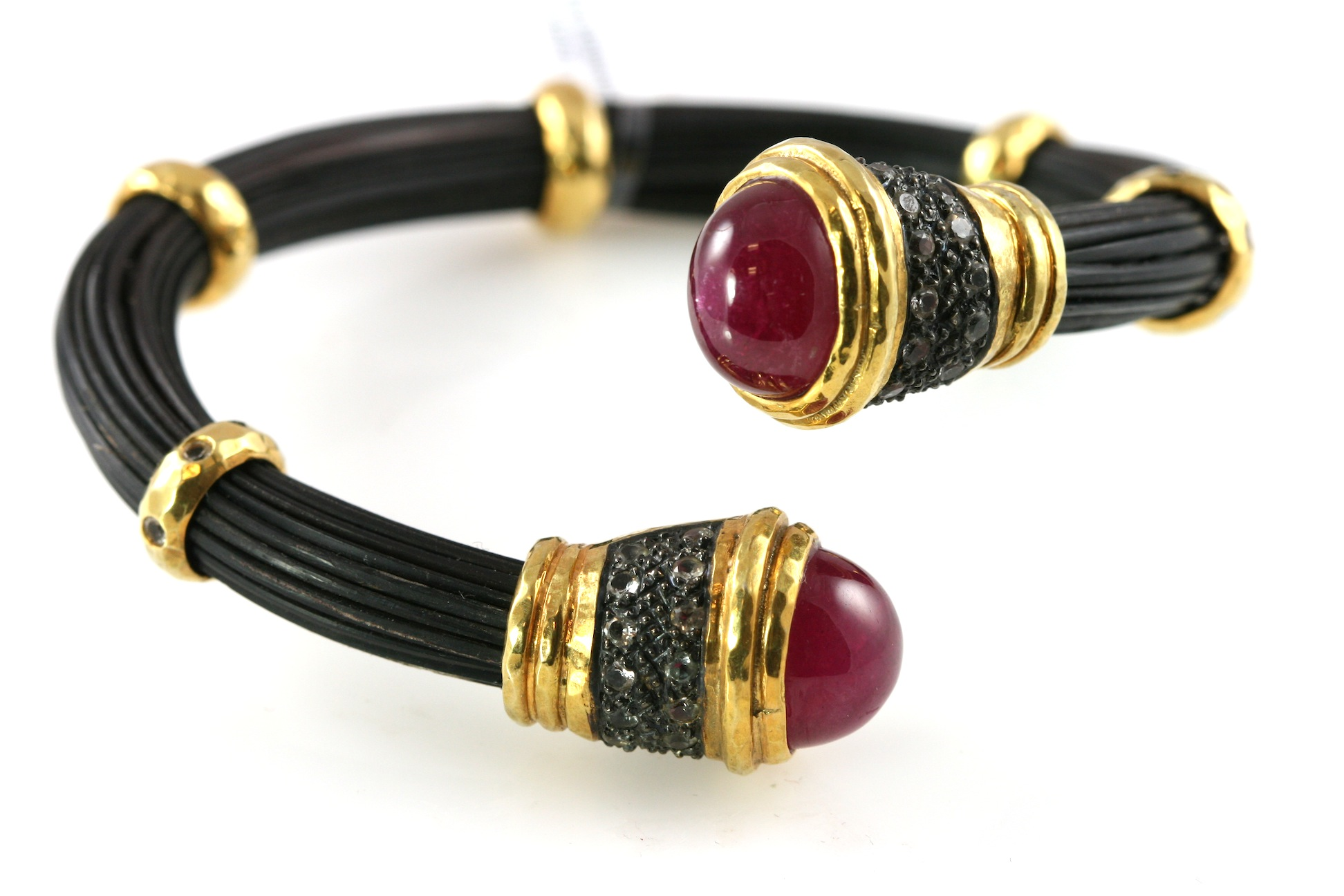Elephant Hair Bracelets With Beads Elements