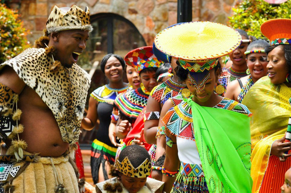 African Weddings Africa Facts