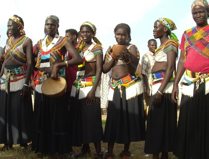 African Culture Most Interesting Traditions Africa Facts - Maasai tribe wild animals attend wedding kenya