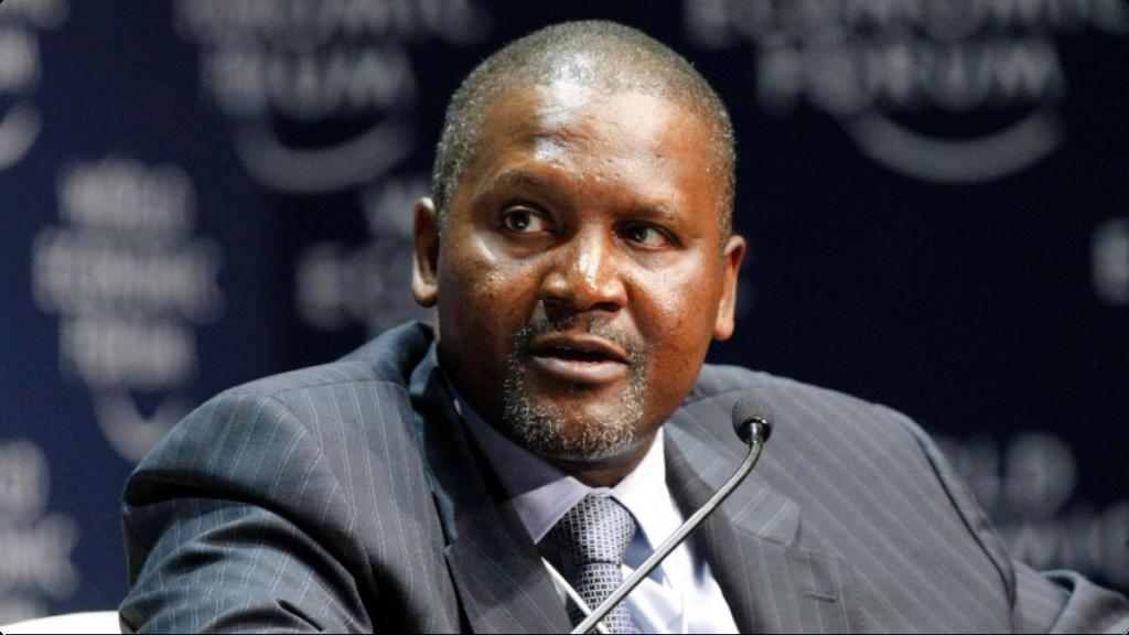 Africa's richest man