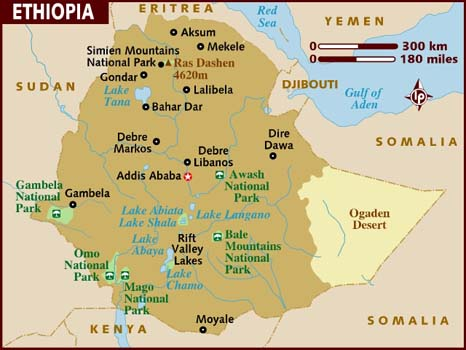 Facts About Ethiopia Africa Facts