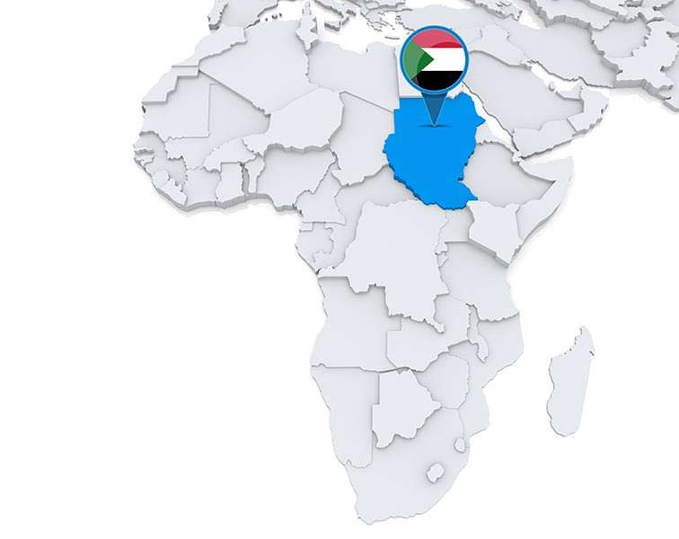Top 10 largest african countries africa facts north african nation libya is the seventeenth largest country in the world tripoli is the largest city and the capital of libya freerunsca Choice Image