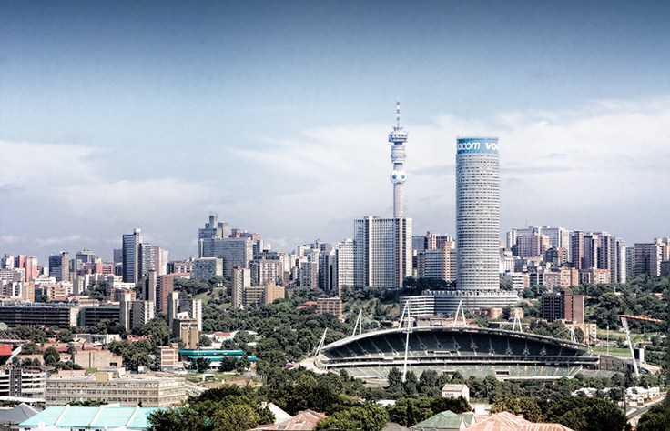 1. Johannesburg South Africa Top 10 Most Beautiful Cities In Africa
