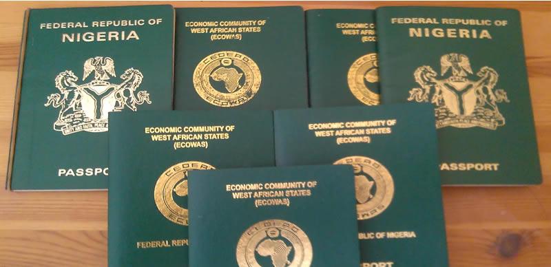 countries that nigeria has free visa to