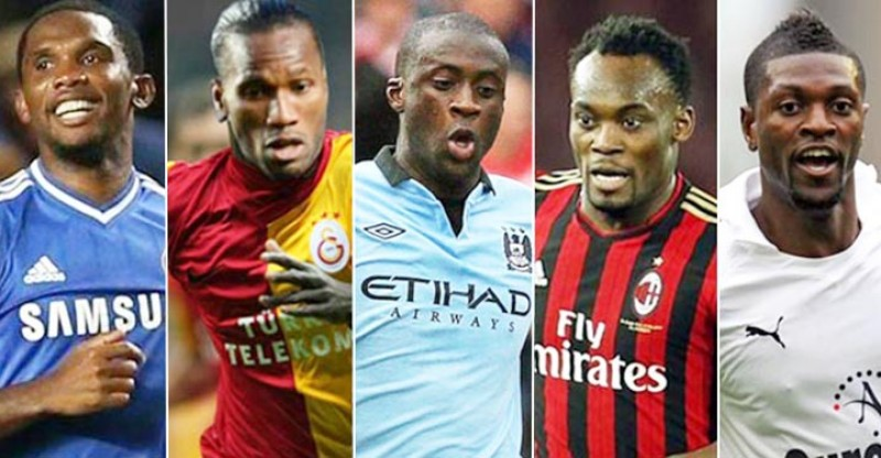 Top 10 Richest African Football Players | Africa Facts