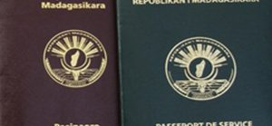 Madagascar passport visa free countries