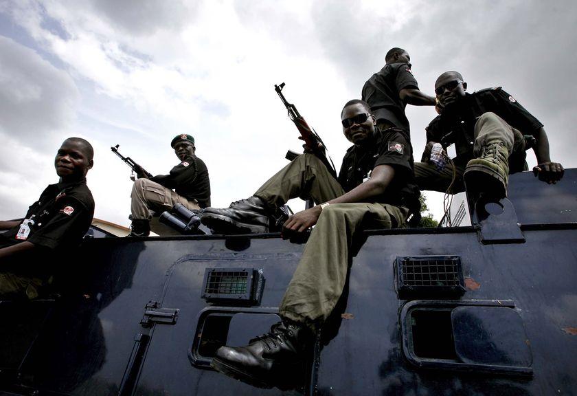 Botswana police ranked Africa's best, Nigeria at bottom of