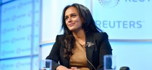 Isabel dos Santos only African on Forbes 2017 '100 most powerful women'