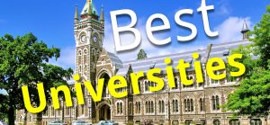 Top 50 Universities in Africa